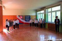 Czytaj więcej: Akademia z okazji rocznicy uchwalenia Konstytucji 3 Maja