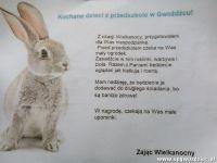 Czytaj więcej: Zajączek Wielkanocny w przedszkolu