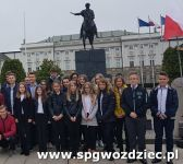 Czytaj więcej: Wyjazd uczniów do Warszawy, wizyta w Sejmie RP